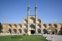 اقامت بیش از 850 هزار نفر در استان یزد در نوروز 97   مسجد جامع کبیر با بیشترین بازدید
