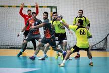 مرحله دوم لیگ دسته یک هندبال کشور در برازجان آغاز شد