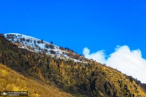 روستای سفیدآب پاوه