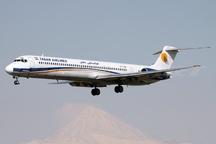 پرواز مجدد اصفهان به تفلیس و بالعکس برقرار شد
