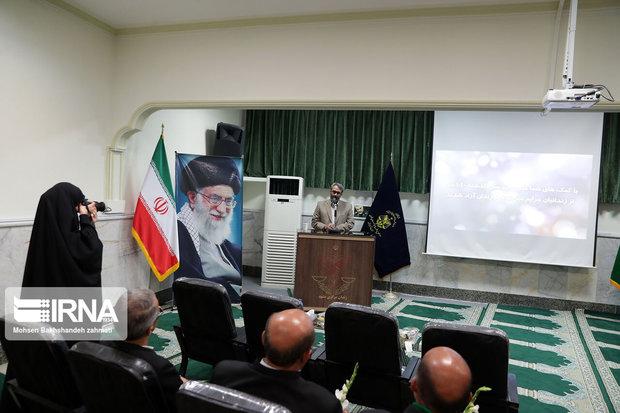 آموزش خانواده زندانیان خراسان شمالی در زمینه پیشگیری از اعتیاد