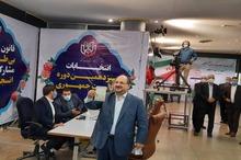 ثبت نام محمد شریعتمداری در انتخابات ریاست جمهوری