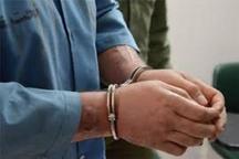 پنج سارق حرفه ای در بافق دستگیر شدند