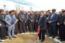عملیات ساخت پروژه اصلاح دروازه گردشگری غرب اصفهان آغاز شد
