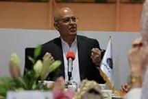مرتضی سلطانی رئیس هیات مدیره هلدینگ زر  بر کرسی هیأت مدیره انجمن هلدینگ ایران نشست