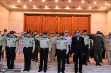 تجدید میثاق فرماندهان ناجا با آرمان های امام خمینی(س)