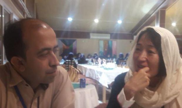 سرمربی: تیم کبدی زنان ژاپن در مسابقات قهرمانی آسیا خواهد درخشید