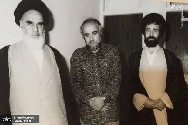 تسلیت موسسه تنظیم و نشر آثار امام خمینی (ره) دفتر قم در پی درگذشت محمدرضا حکیمی