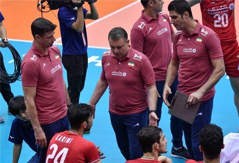 بازگشت تیم ملی والیبال از جام جهانی به ایران