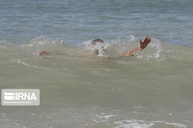 بیتوجهی به هشدار شنا ممنوع در خزر باز هم قربانی گرفت