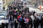 ۵۰ دوچرخهدر پیادهروی خانوادگی شیراز اهدا میشود