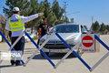 جلوگیری از ورود ۱۲ هزار و ۶۰۰ خودروی غیربومی به همدان