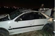 تصادف در جاده فریمان - تربتجام هشت نفر را مجروح کرد