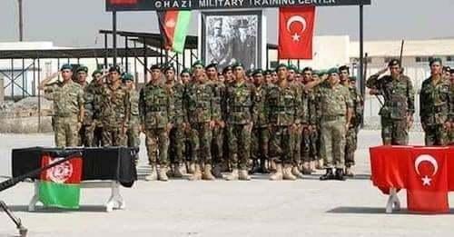 ترکیه 2هزار مزدور سوری را به افغانستان می فرستد
