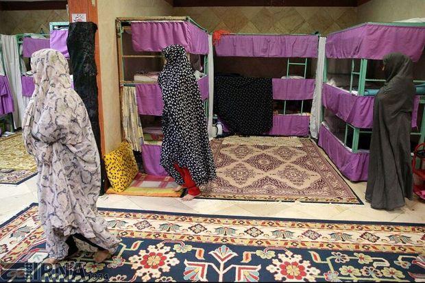 ۴۲ زن به علت جرائم غیرعمد در قزوین زندانی هستند