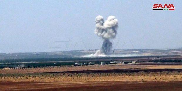 ارتش سوریه حلقه محاصره گروه های مسلح را در شمال تنگ تر کرد
