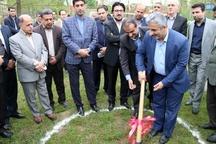 آغاز عملیات احداث اولین پارک بانوان شرق گیلان در لاهیجان