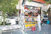 روزنامه صبح کارون: مرگ مطبوعات خصوصی در پای دار کاغذ!