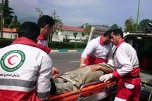 19 نفر در حوادث شبانه روز گذشته قزوین مصدوم شدند