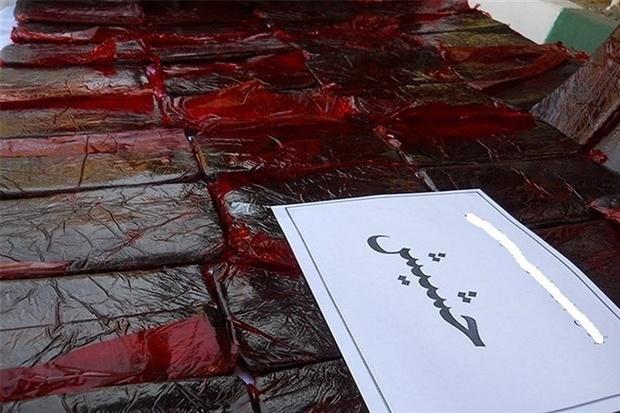 187 کیلوگرم حشیش در شهرستان اهواز کشف و ضبط شد