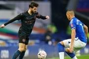 صعود منچسترسیتی به جمع ۴ تیم پایانی جام حذفی با شکست اورتون