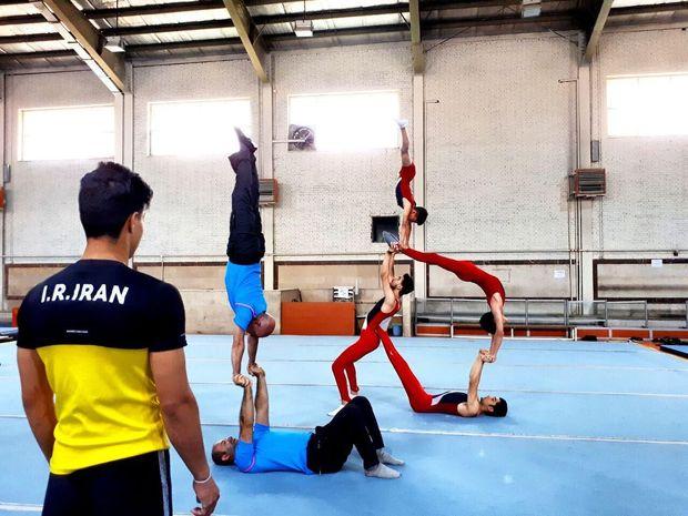 ورزشکار سمنانی به اردوی تیم ملی ژیمناستیک راه یافت