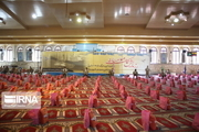 توزیع ۱۰ هزار بسته معیشتی آستان قدس رضوی در مازندران آغاز شد