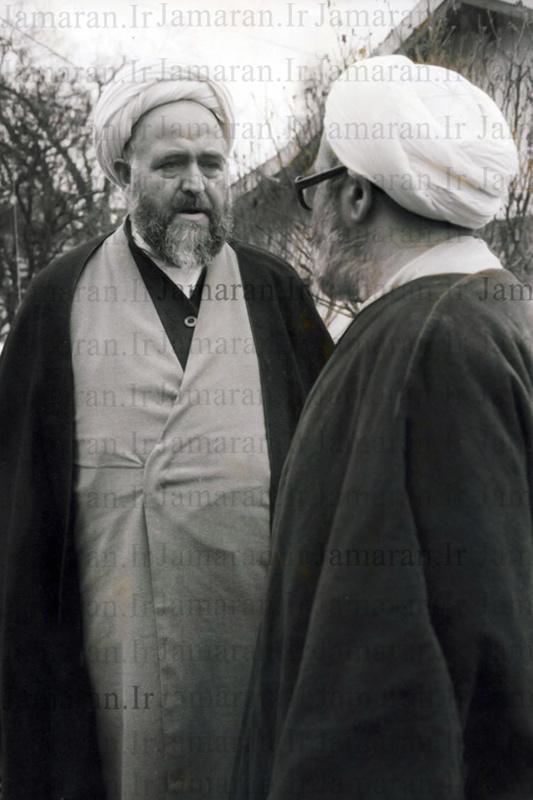 آیتالله شهاب الدین اشراقی(ره) به روایت تصاویر