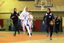 بسکتبال بانوان خوزستان آینده روشنی در پیش دارد