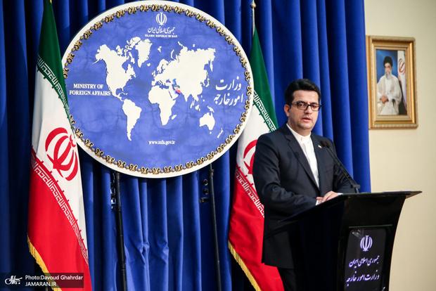 ایران اقدام تروریستی در مسجدی در ننگرهار افغانستان را محکوم کرد
