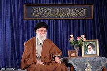 سخنرانی تلویزیونی رهبر معظم انقلاب به مناسبت ولادت حضرت امام زمان(عج)