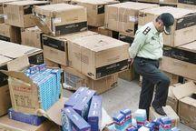 بیش از یک میلیارد ریال کالای قاچاق در کرمانشاه کشف شد