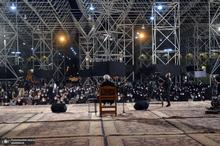عزاداری شب ششم محرم در حرم مطهر امام خمینی(س)