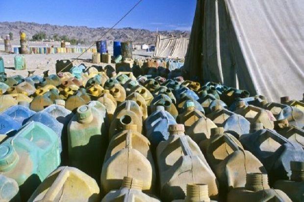 ۵۲ هزار لیتر گازوییل قاچاق در آبهای هرمزگان کشف شد