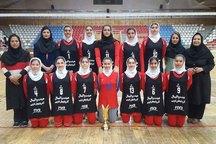 ارومیه قهرمان مسابقات والیبال دختران آذربایجان غربی شد