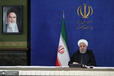 روحانی:  امیدوارم در شرایط مناسبتری کشور را تحویل دولت بعدی بدهیم