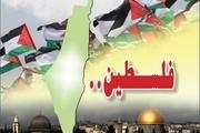 مبارزه و مقاوت تنها راه نجات فسلطین است