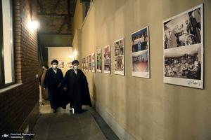 مراسم افتتاح سرای فرهنگ و قرآن آیت الله هاشمی رفسنجانی در قم