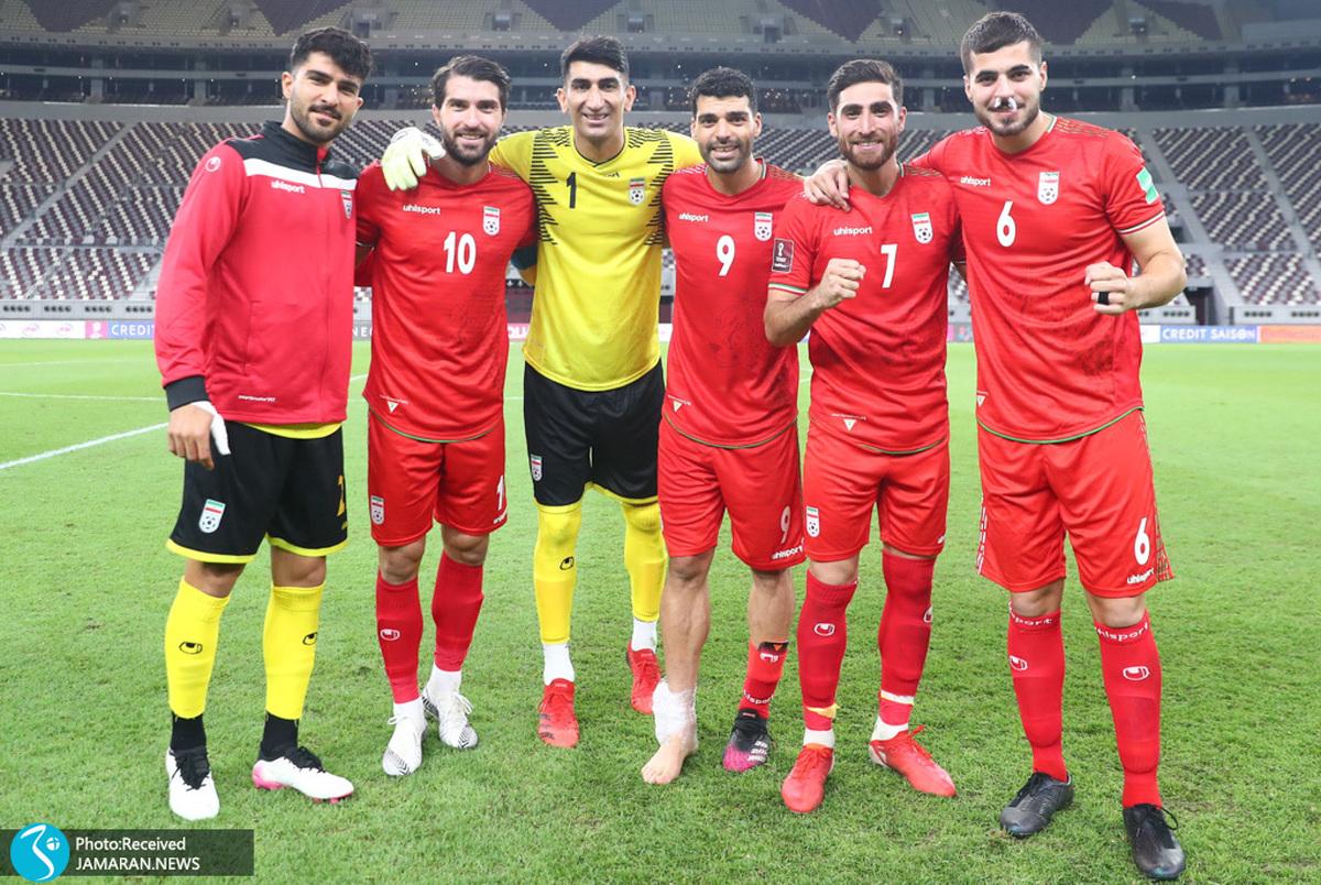 بازیکنان تیم ملی برای جدال با کره جنوبی و امارات از کدام استان ها می آیند؟