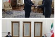سفیر جدید پرتغال استوارنامهی خود را تقدیم ظریف کرد