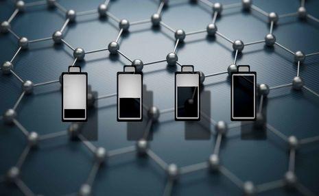 باتری های گرافنی موبایل به بازار می آیند