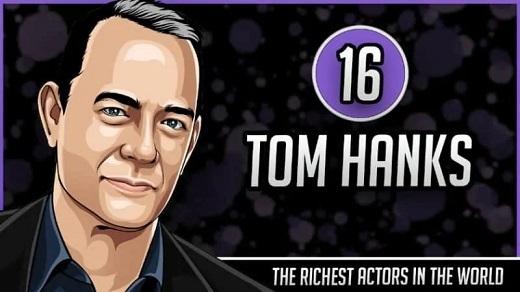 ثروتمندترین بازیگران جهان را بشناسید