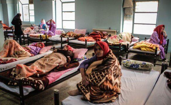 درخواست ایجاد گرمخانه مخصوص بانوان بیپناه در تبریز
