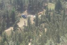اعتراض حامیان طبیعت به راه اندازی  معدن سنگ در مازوپشته چالوس