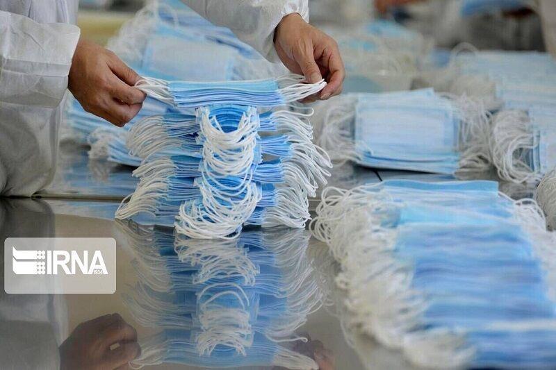 تولید روزانه۲ هزار عدد ماسک از محل درآمد موقوفات سیستان و بلوچستان
