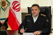 سرقت مسلحانه در استان البرز، دستگیری در بوئین زهرا