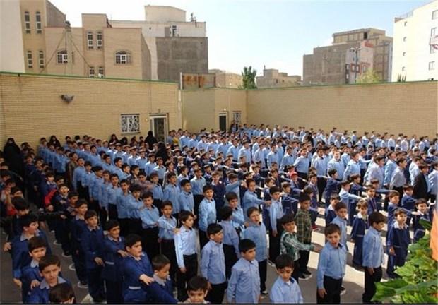 مشارکت اجتماعی 10 میلیون دانش آموز به نمایش گذاشته شد