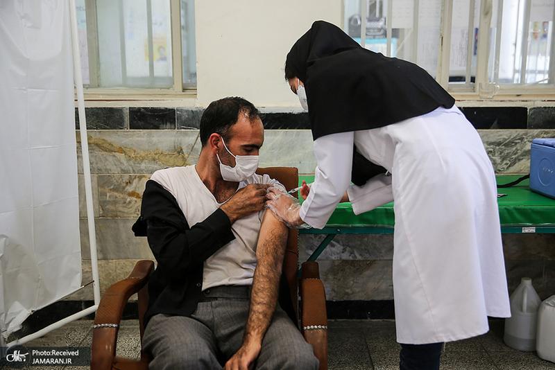 منتخب تصاویر امروز جهان- 28 شهریور 1400 واکسیناسیون واکسن