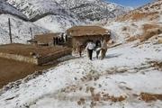 انتقال بیمار از طریق بالگرد امدادی یاسوج  عملیات در مناطق برفگیر