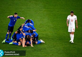 عکس روز یورو ۲۰۲۰/ اقتدار ایتالیایی